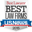 Rated in US News/Best Lawyers