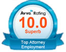 Superb Rating with Avvo